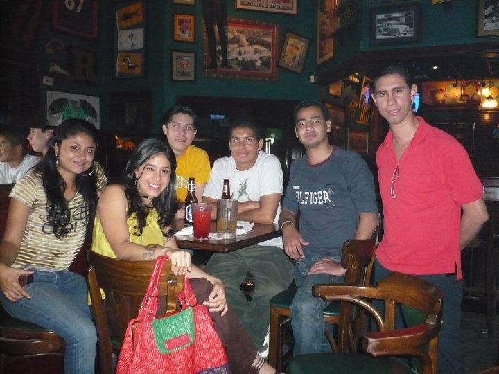 amigos tegucigalpa