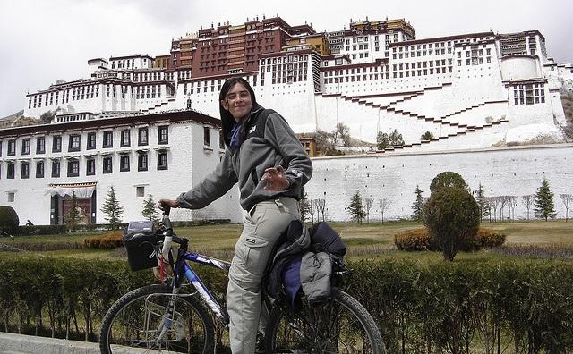 ivana en tibet