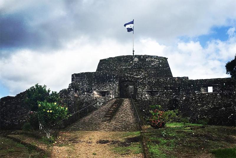 castillo inmaculada concepcion nicaragua