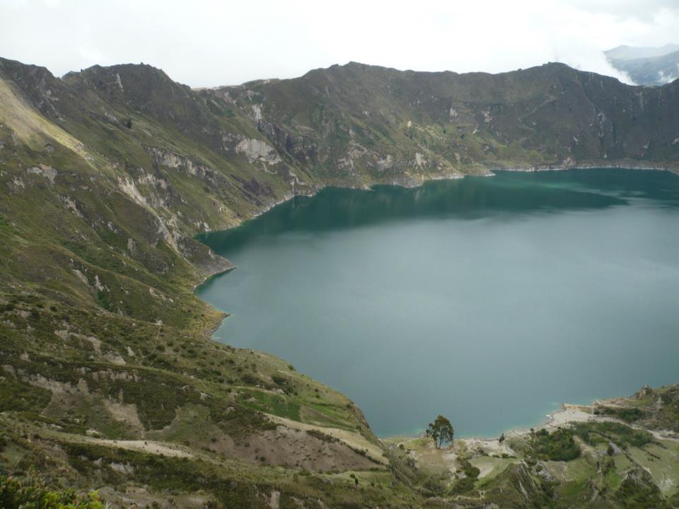 Circuito Quilotoa : Explorando la laguna de quilotoa ecuador viajes y cosas así