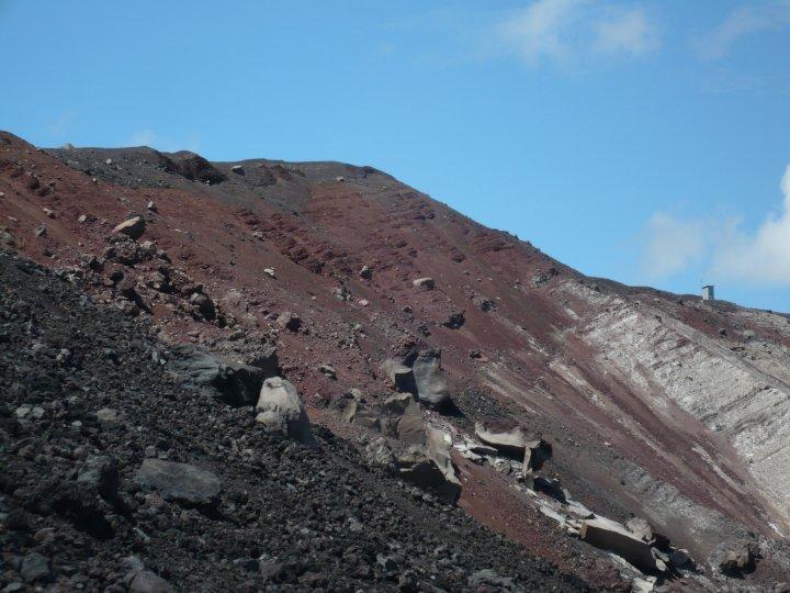 cerro negro piedras