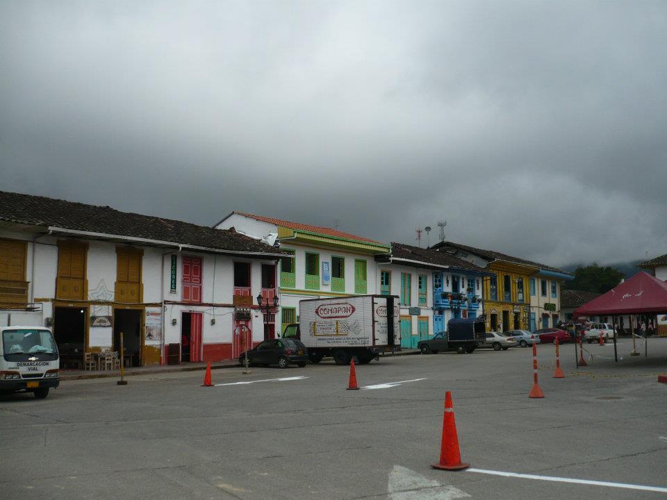 Centro de Salento