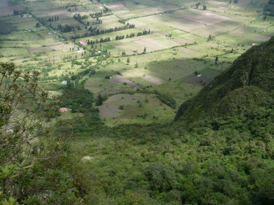 Cráter del Pululahua