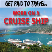 "Portada del ebook ""Work On A Cruise Ship"""