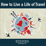 "Portada del ebook ""Live a Life of Travel"""