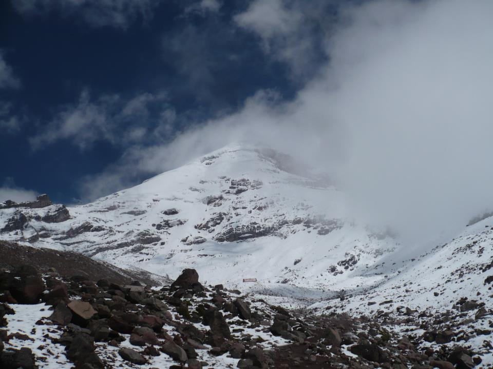 Monte Chimborazo
