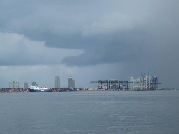 Puertos de la ciudad