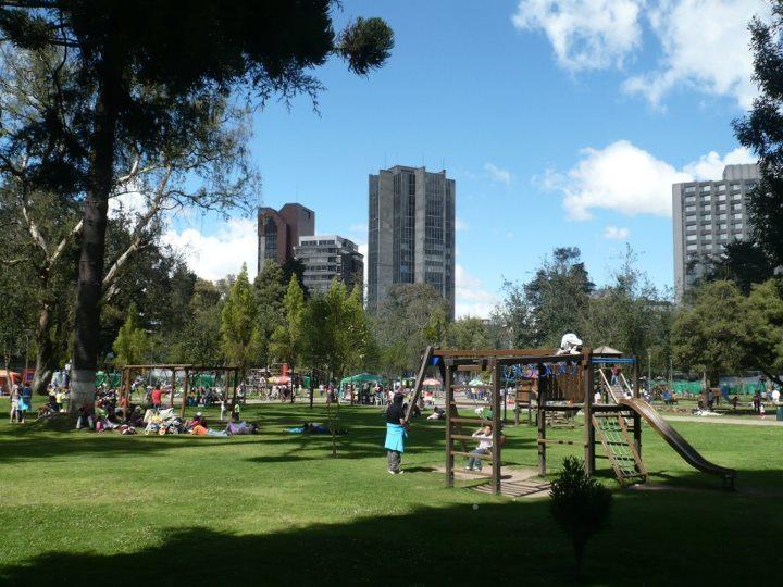 Parque el Ejido, Quito