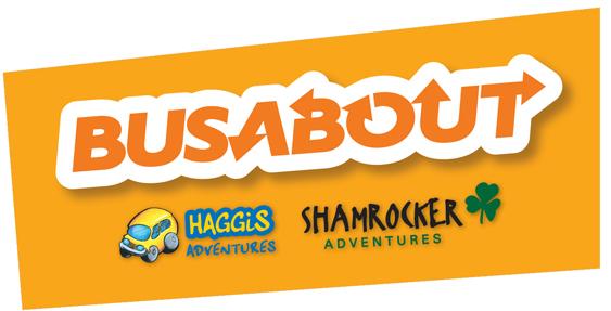Busabout, Haggis y Shamrocker