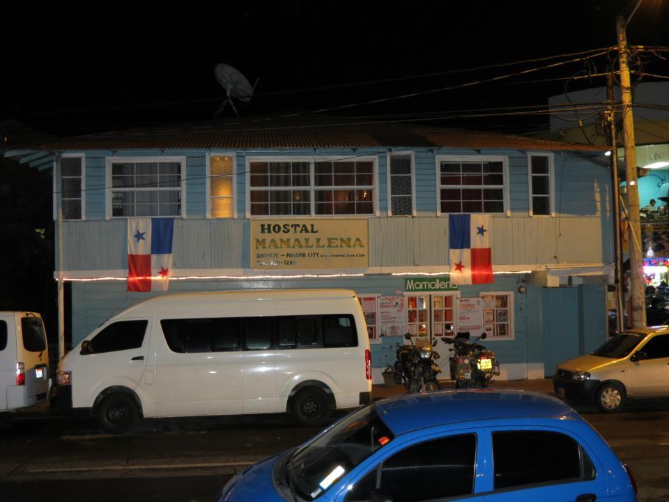 Hostal Mamallena en Boquete, Chiriquí