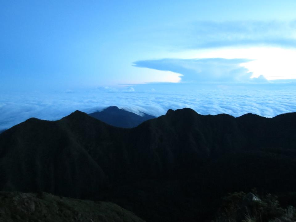 Vista Volcan Barú
