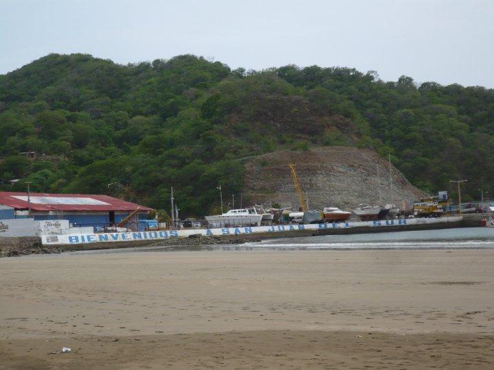 Puerto de San Juan del Sur