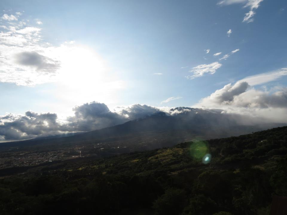 Boquete y el Volcan Barú