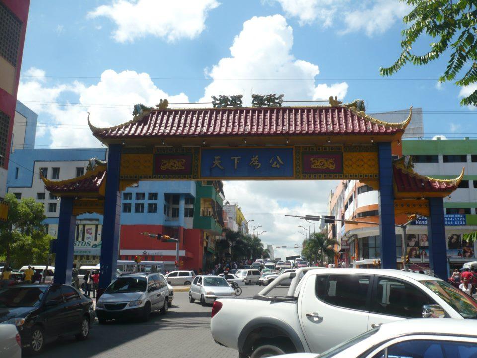 dominicana transporte publico