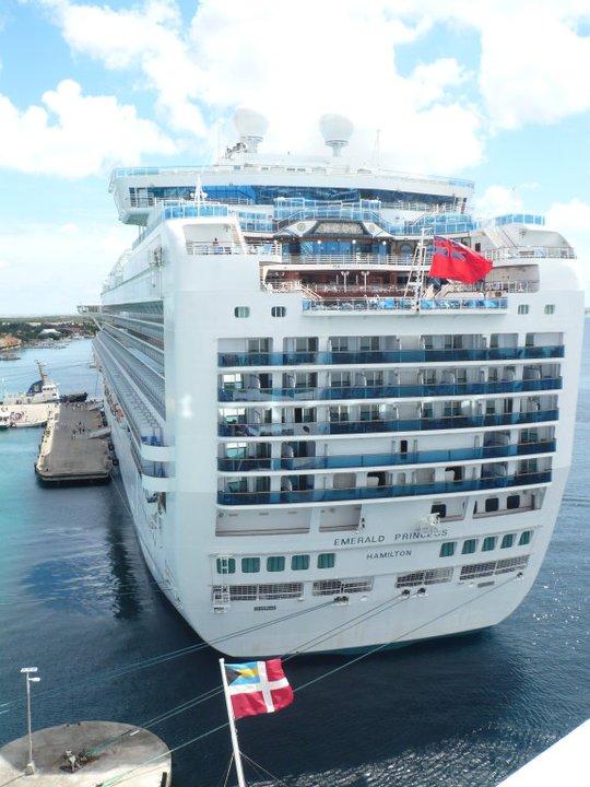 Crucero Emerald Princess en Bonaire