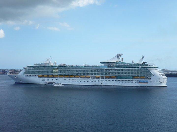 Crucero en Gran Caimán