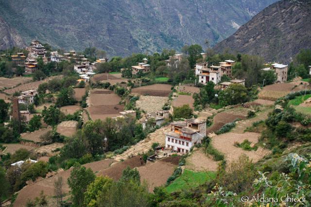 La villa de Zhonglu