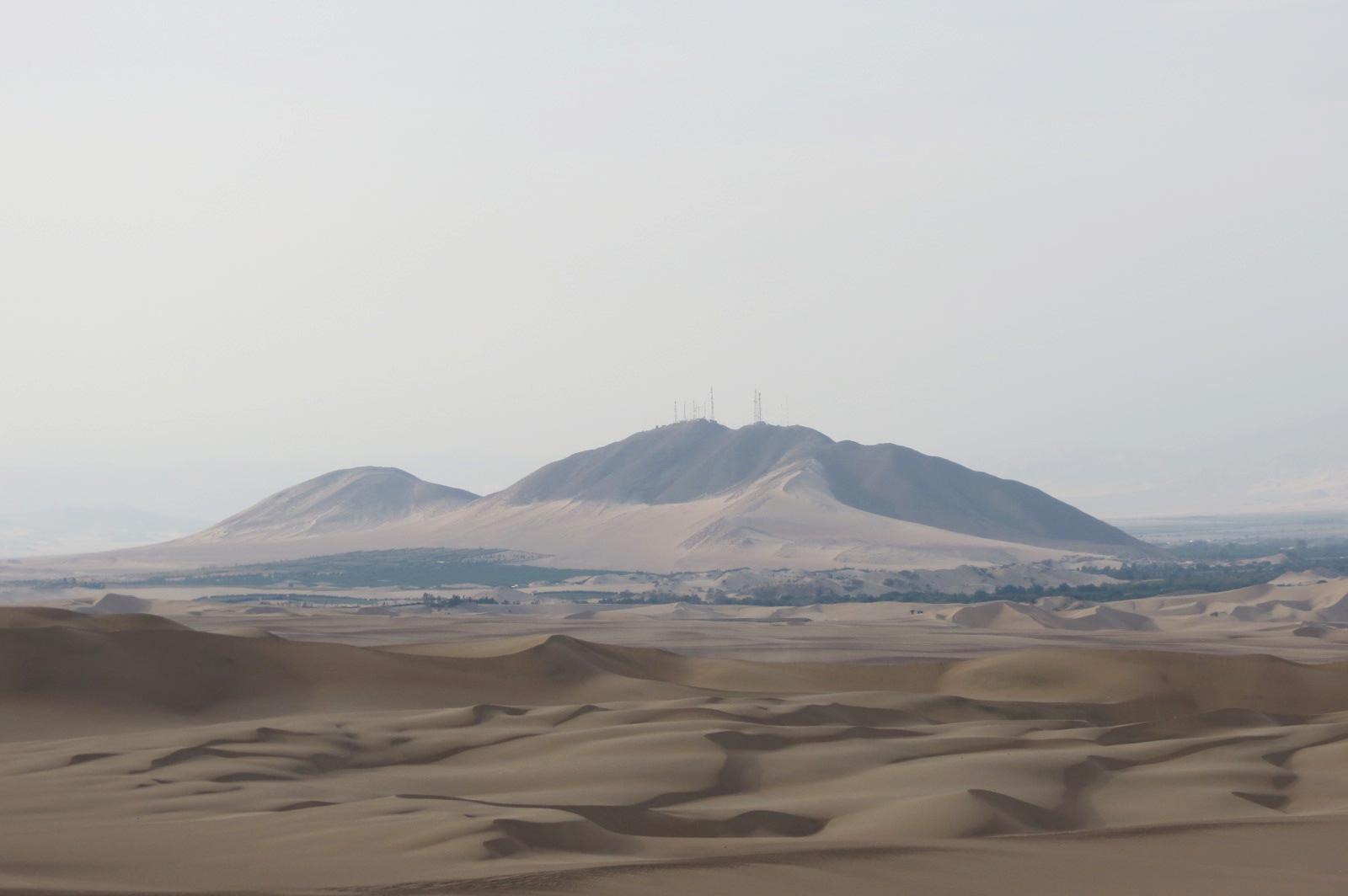 duna desierto huacachina
