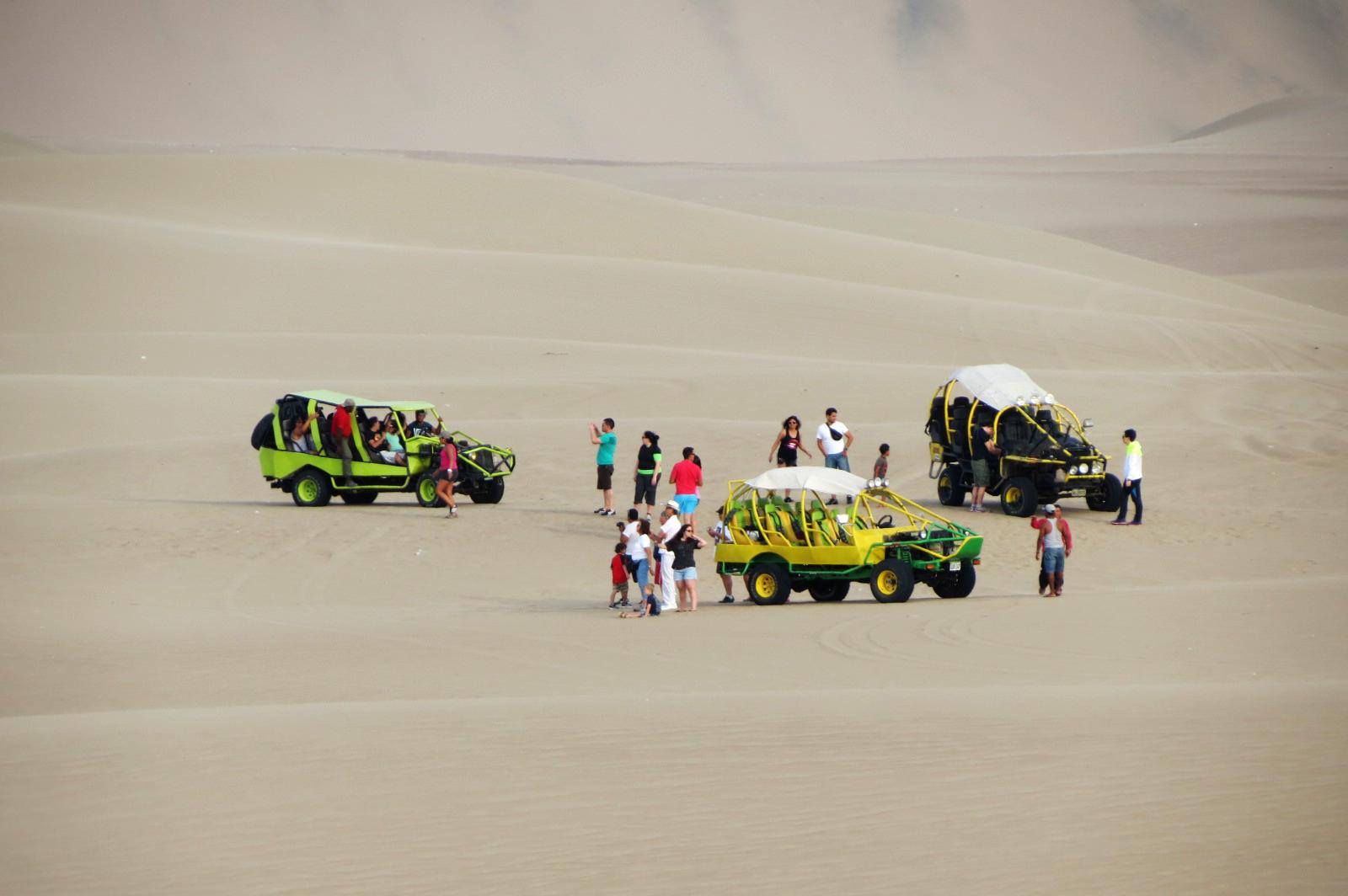 tour desierto huacachina