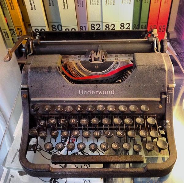Escribir como sea, pero escribir