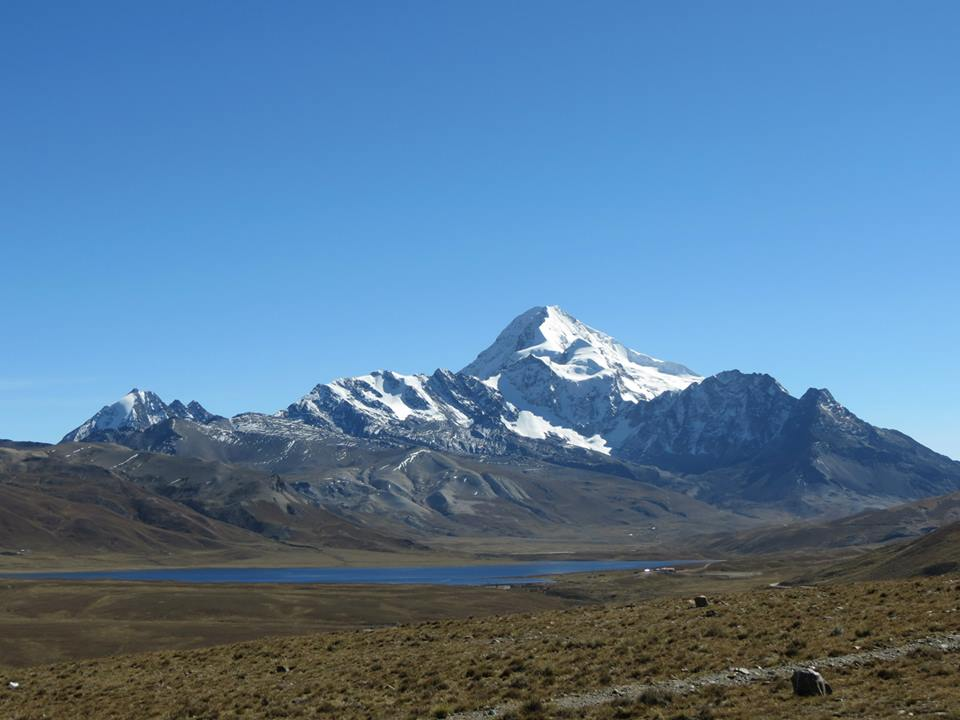 Chacaltaya bolivia
