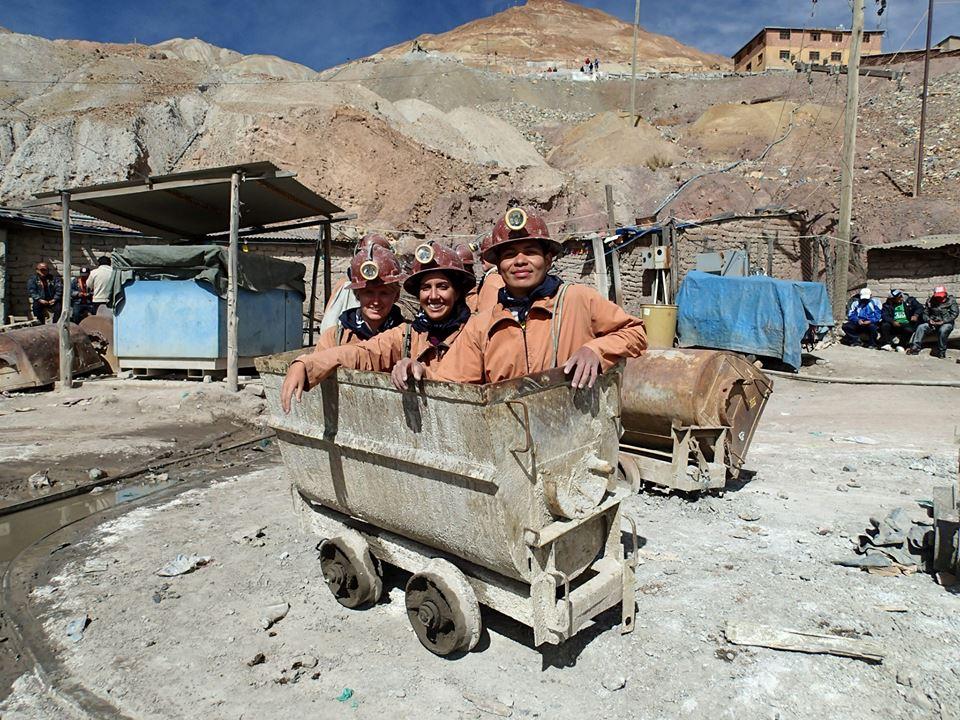 cerro rico potosi tour mina
