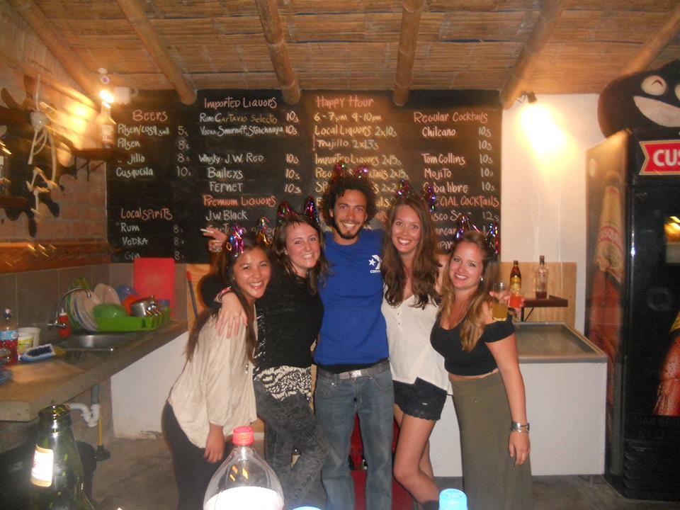 bar paracas