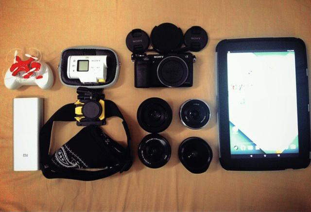 gadgets viajeros
